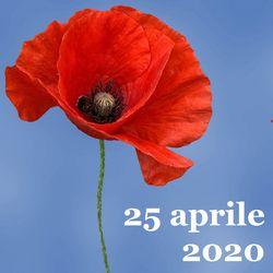 25 APRILE 2020 - 75 anniversario della Liberazione dal nazi-fascismo