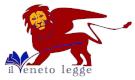 Il Veneto legge, maratona di lettura 2021 - il logo è stato realizzato da Oreste Sabadin